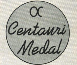 Alpha Centauri Medal