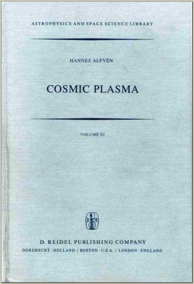 Cosmic Plasma book