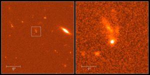 Gamma ray burst GRB990123