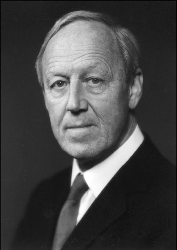 Hannes Alfvén portrait