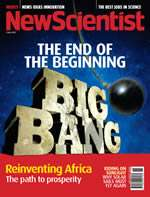 New Scientist Big Bang issue
